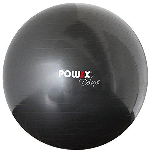 powrx gymnastik sitz fitnessball mit pumpe 85 cm gymnastikball shop pezziball. Black Bedroom Furniture Sets. Home Design Ideas