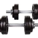 Hop-Sport-30-kg-2-x-15-kg-Guss-Kurzhantel-Hantelset-0