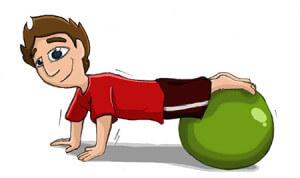 Armmuskeln trainieren