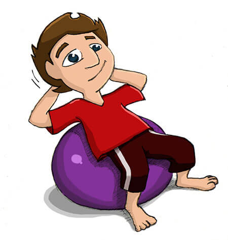 Gesundheitsball