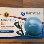 Sportastisch Gymnastikball
