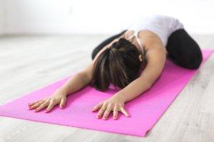 Gymnastikball-Sitzball.de - Yoga für Einsteiger und Anfänger